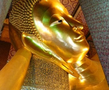 Wat Pho: The Temple of the Reclining Buddha and leading school of massage