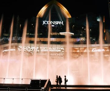 ICONSIAM: a one-stop shopping and leisure venue