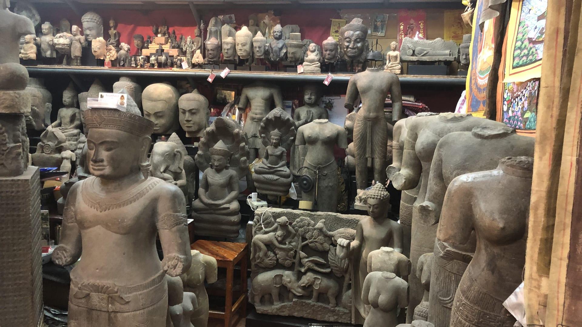 Chatuchak Weekend Market: the largest market in Thailand