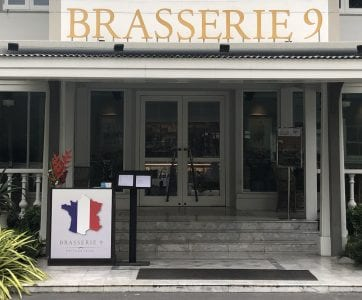 Brasserie 9: genuine French food with a modern-day twist