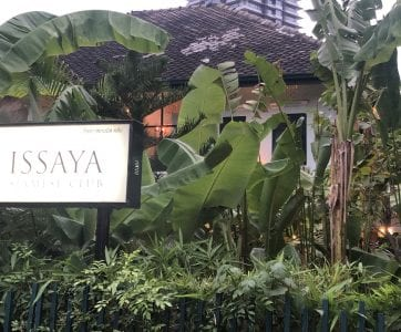 Issaya Siamese: the essence of the member club epoch