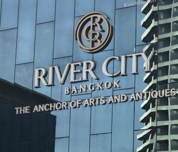 River City Bangkok: the anchor of arts and antiques